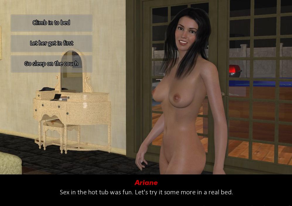 Date ariane sex