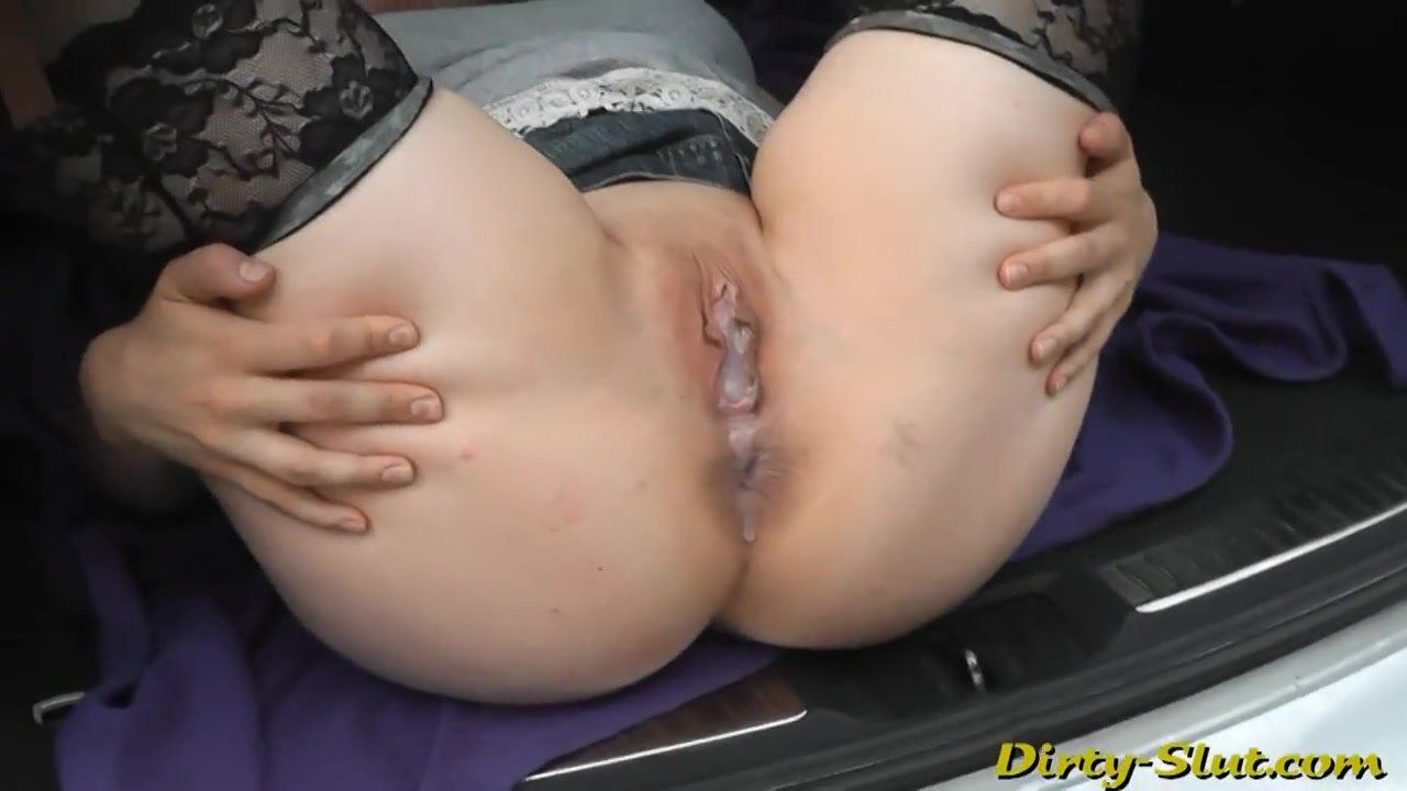 Dirty creampie