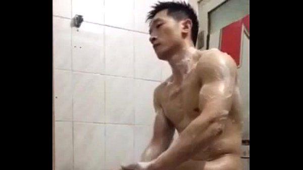 Handsome chinese boy