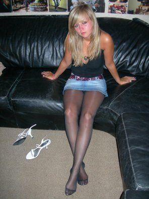 best of Girls Amature nylons real