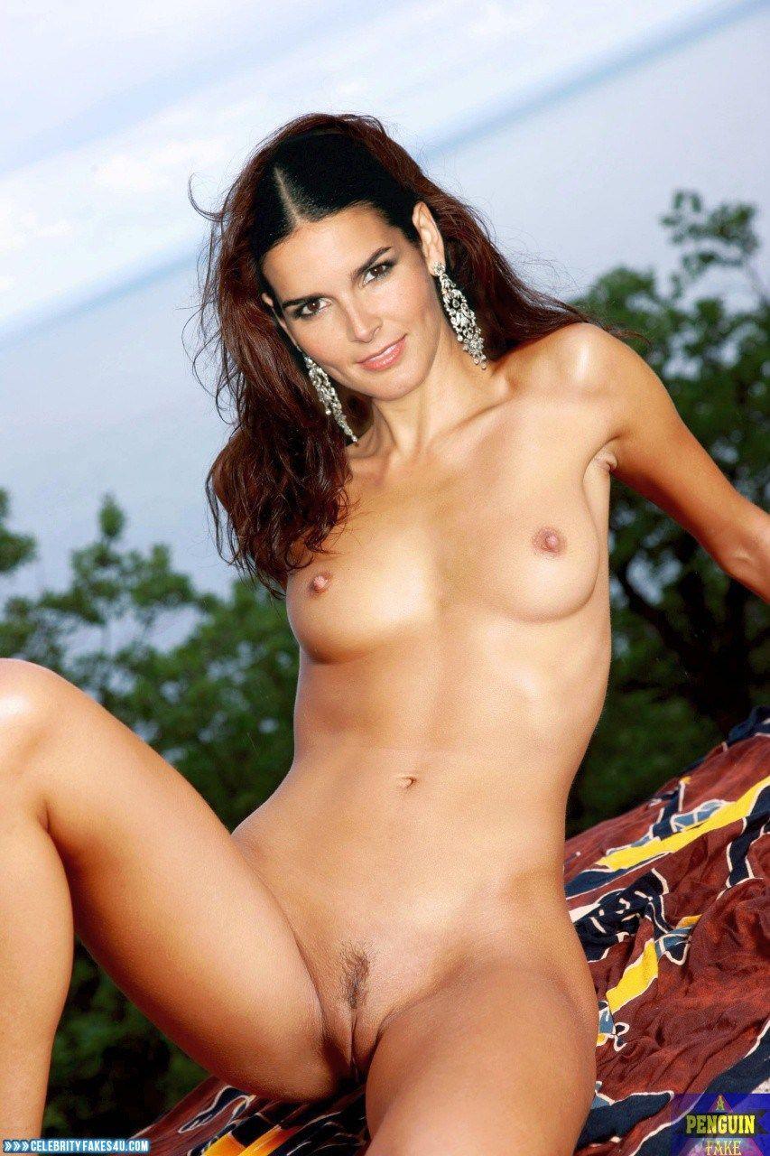 Harmon nude angie 40 Nude