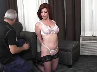 Mature women in bondage