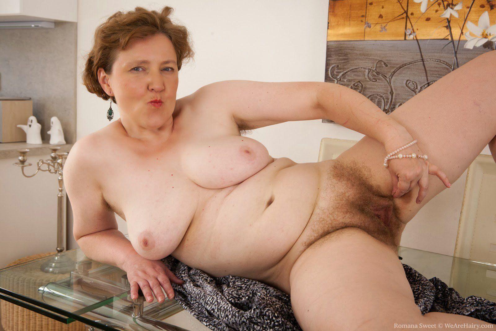 Nude hairy women Nude Hairy