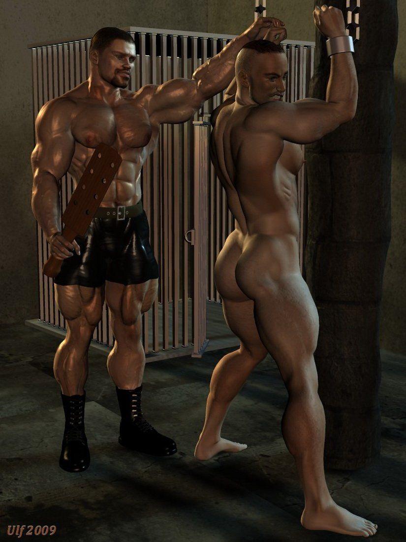 Sunny reccomend Hot men bondage