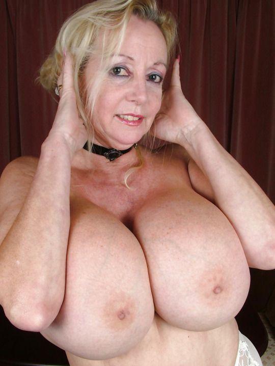 Mature big tits older opinion