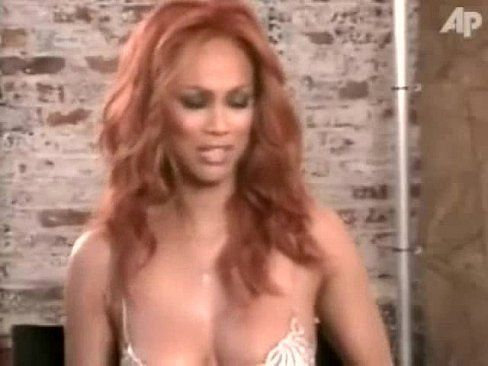 Tyra banks nude pussy fucked