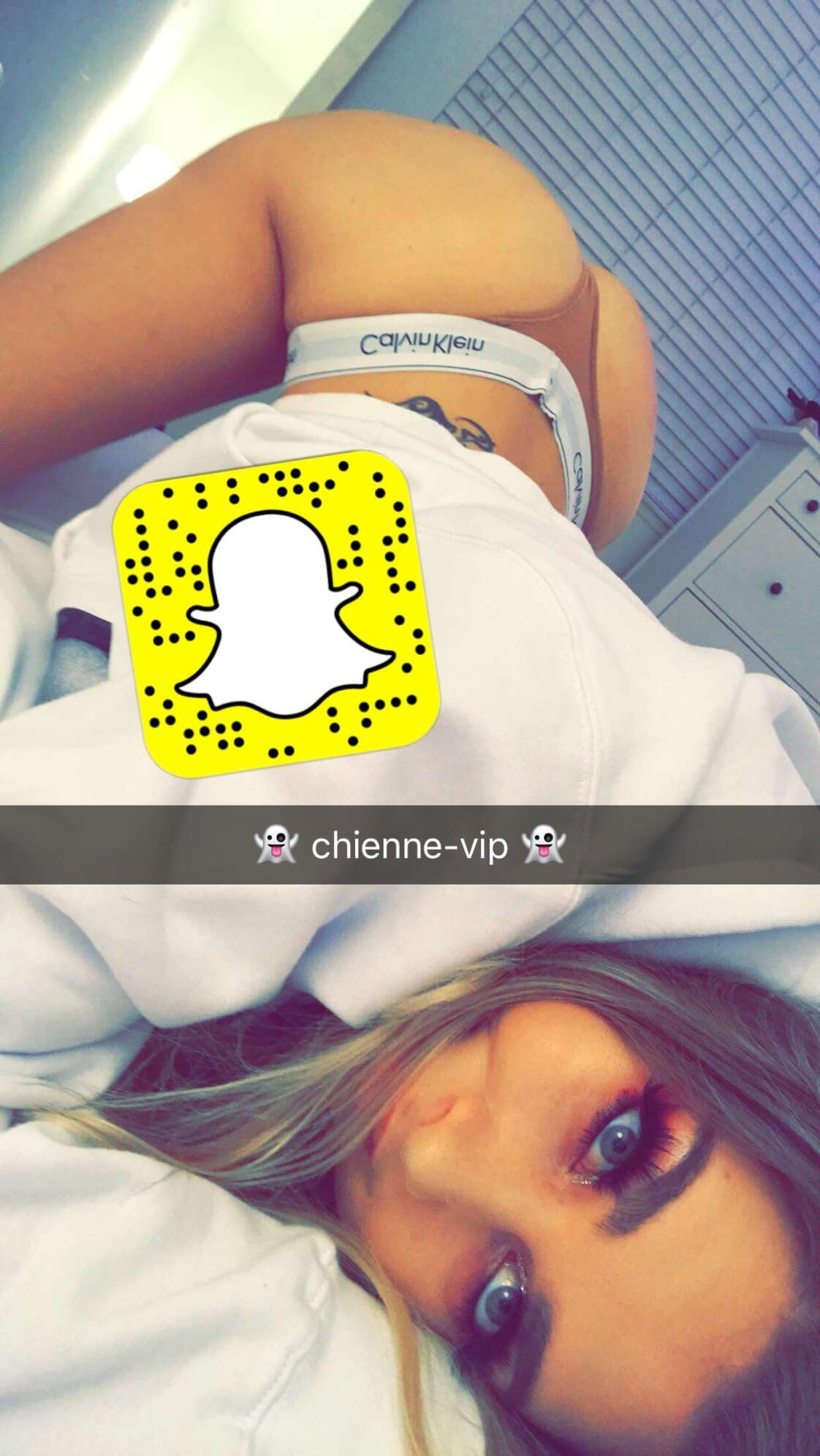 Chienne snap