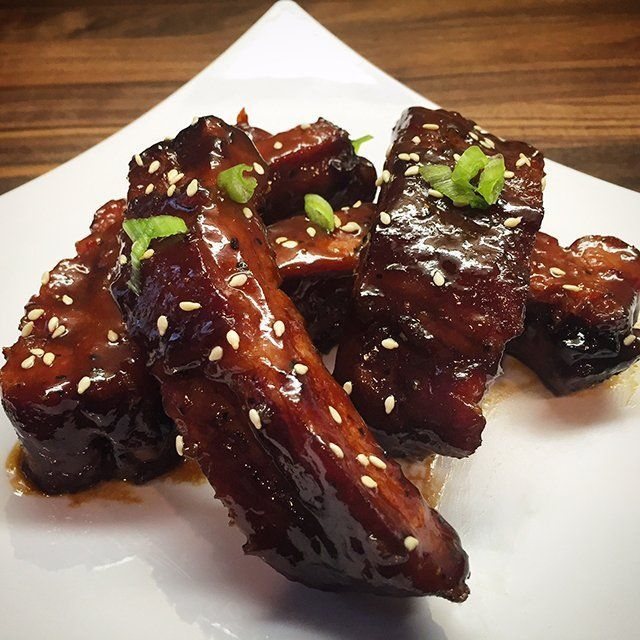 best of Ribs Asian style