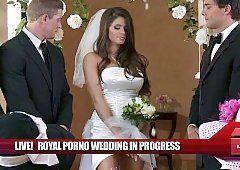 Deuce reccomend cougar wedding