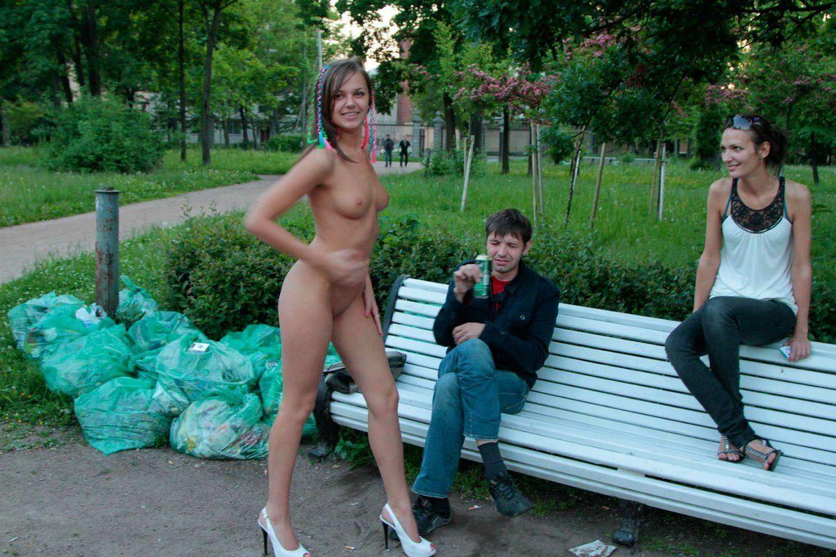 Sluts public nude excellent topic speak