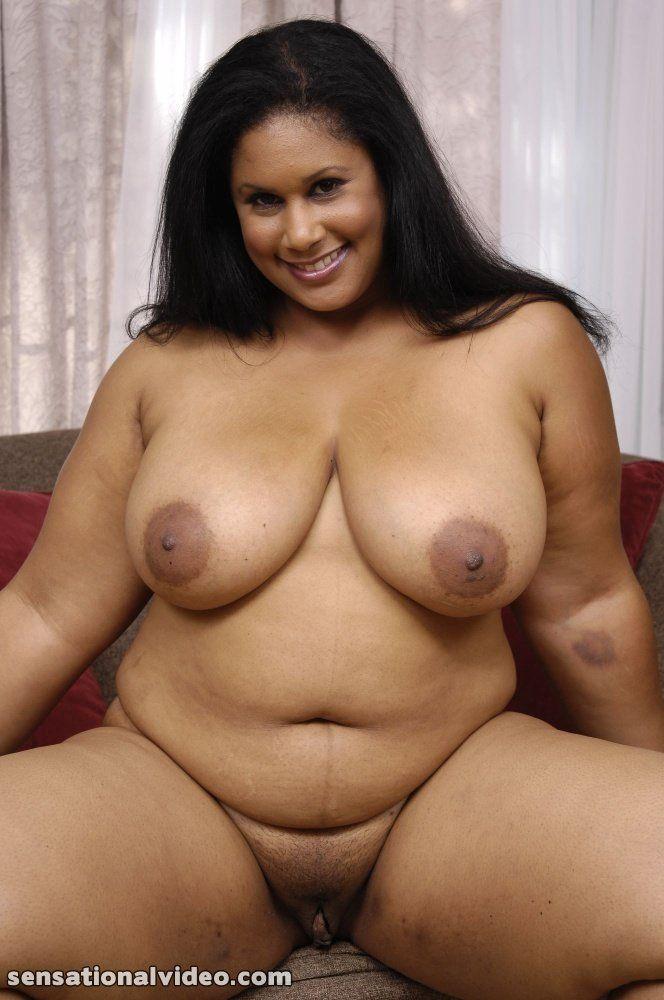 Ebony pornstar nude