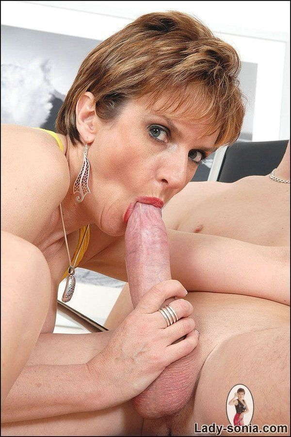 best of Blowjob Lady nude sonia