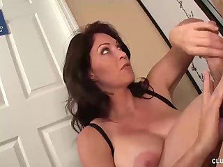 Consider, that handjob italian dick slowly small tits situation familiar me