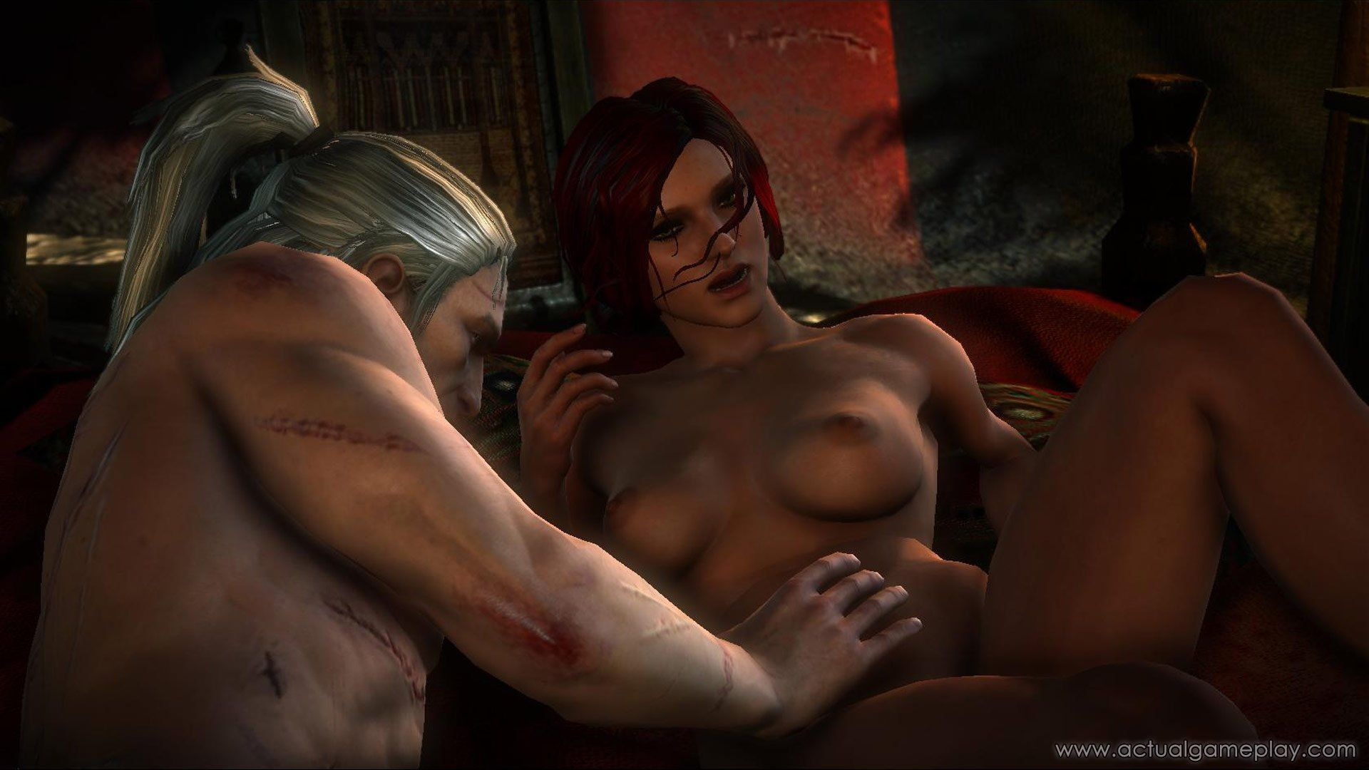 All? nude merigold witcher triss 2 join. happens. visible