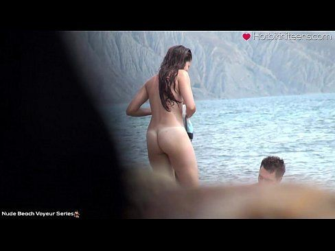 Banshee reccomend young cfnm couple on the beach