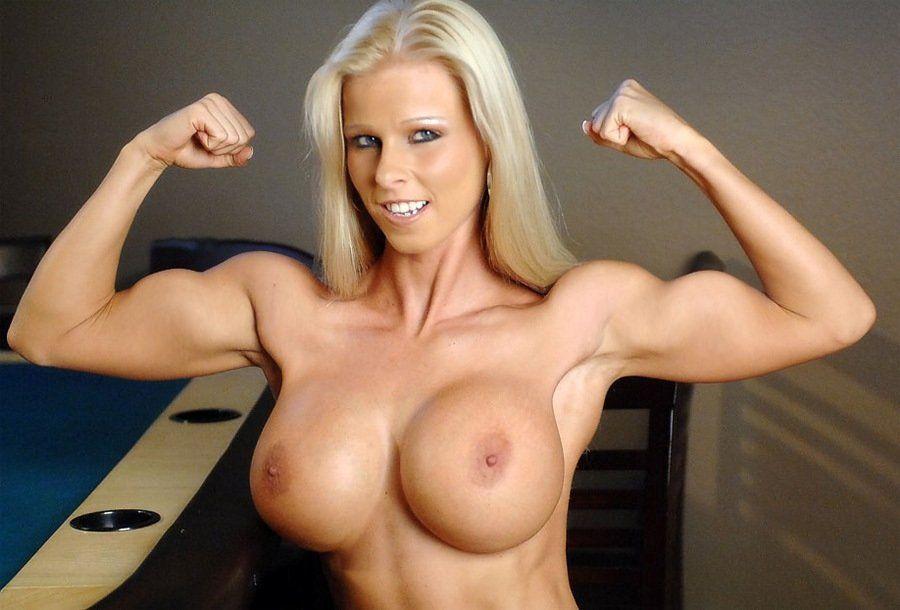 Jelly B. reccomend big boob muscle