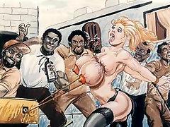 Buff girls sex tube