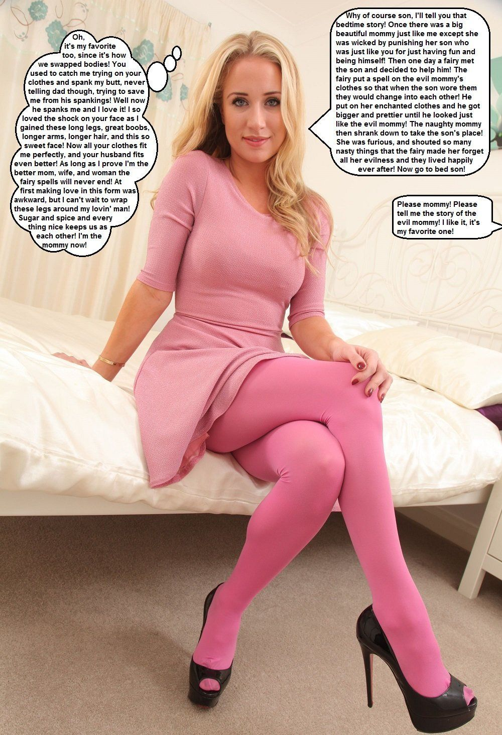 Ball Busting Porn Stories pantyhose tights bondage stories - xxx trends pics free.