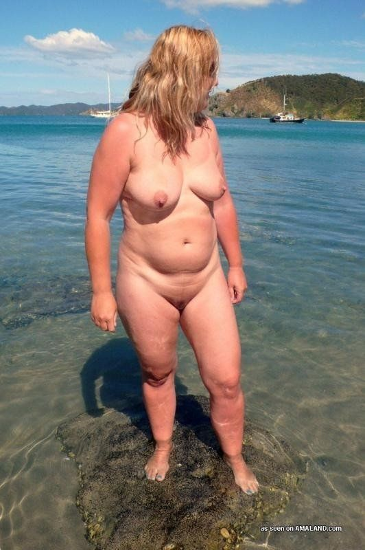 Absolutely bbw nude beach fat almost