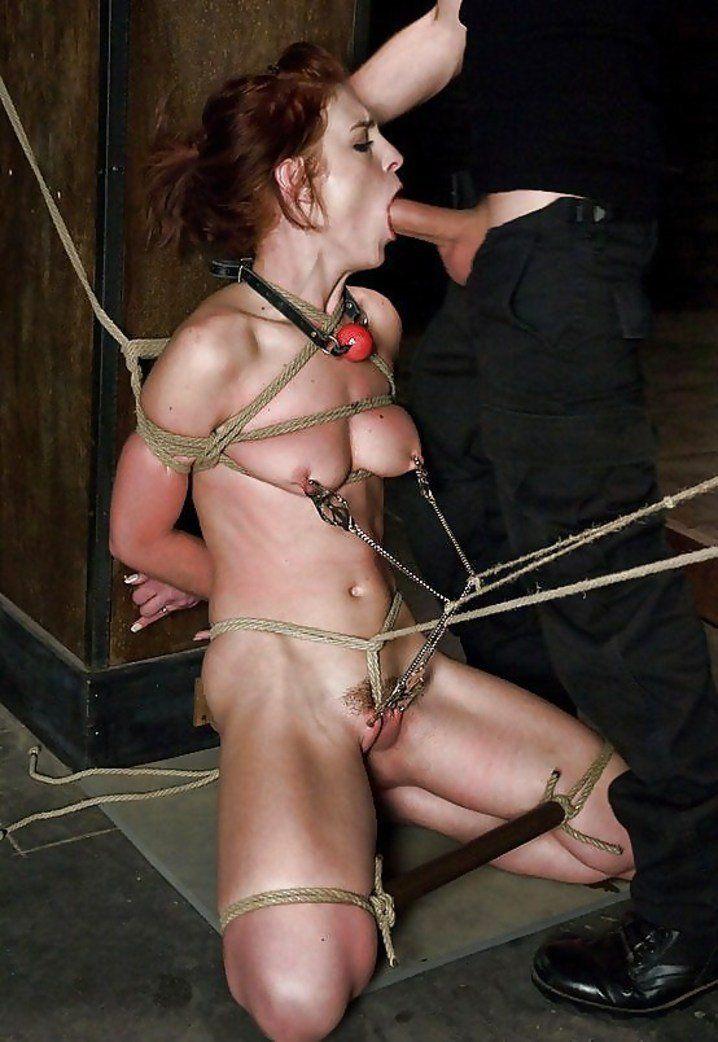 Who like bondage women Women who