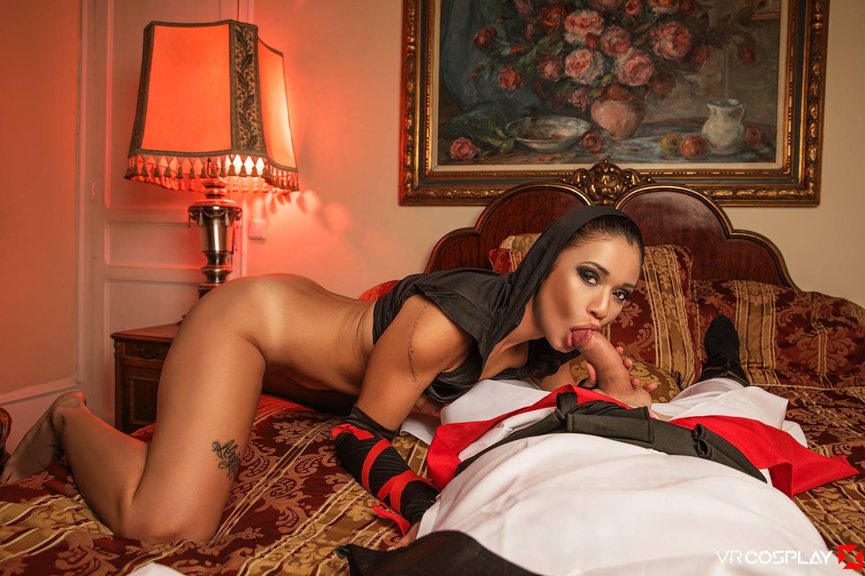 Queen C. reccomend hot naked girl assassin