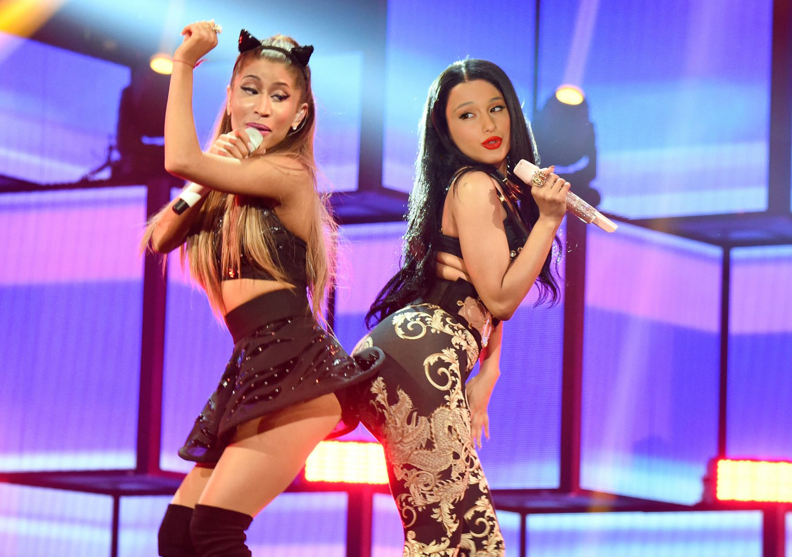 best of Ariana nicki grande minaj