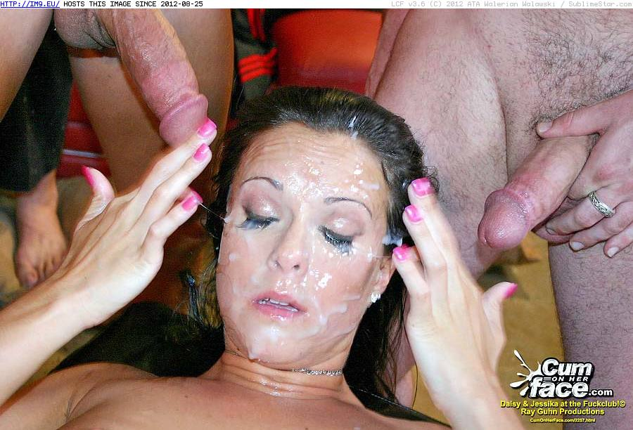 topic simply messiest gangbang cum shots join told