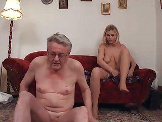 Fickt porno opa Opa fickt