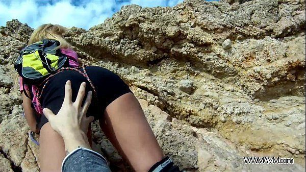 Opaline reccomend climbing fuck rock