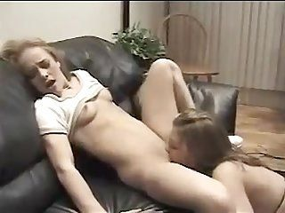 Teens try lesbian first time