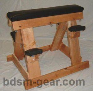Venus reccomend Wooden bondage fixtures stocks